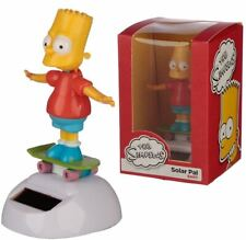 SOLAR POWERED FLIP FLAP DANCING THE SIMPSONS BART SIMPSON TOY GREAT GIFT IDEA