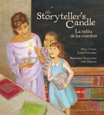 The Storytellers Candle/La velita de los cuentos