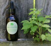 Horny Goat Weed Organic Liquid Extract Male Health Epimedium Barrenwort 2oz