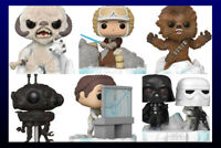 Funko Pop Star Wars Battle at Echo Base Complete Set  Amazon Exclusive