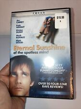Eternal Sunshine of the Spotless Mind Dvd New Great Gift Idea Oop