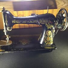 "Vintage  Sewing Machine without Cabinet ""Decorative Serial – # C8133504"