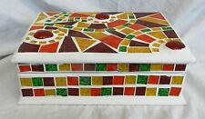 Handmade Rectangular Decorative Boxes, Jars & Tins