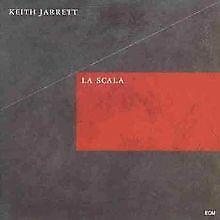Keith Jarrett: La Scala de Jarrett,Keith | CD | état bon