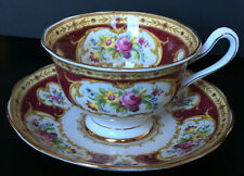 Vintage Royal Albert Lady Hamilton Crown China Cup And Saucer 5 Available
