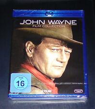 John Wayne Película Colección 6 Películas Blu-Ray Más Rápido Envío