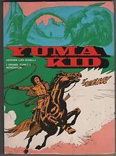 G.L. Bonelli / Moliterni YUMA KID i grandi fumetti mondadori prima edizione 1976