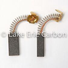 Black & Decker/Dewalt Carbon Brush 46211-00 52619-00 54110-00 - Set of 2
