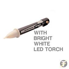 Megger VF1 AC Voltage Detector / Finder / Voltstick with built-in LED Torch