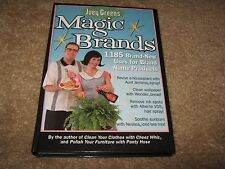 Joey Green's Magic Brands : Brand New Uses for Brand Name Products by Joey...