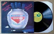 FOUR R 'N' R LEGENDS (C.FEATHERS, B. KNOX, W. SMITH, J.SCOTT) - HARVEST - UK LP