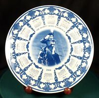 Wedgwood - Daily Mail - Calender Plate 2004 - Her Majesty Queen Elizabeth II
