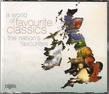 Readers Digest - Favourite Classics Nations Favourites 3CD Boxset (2011) SEALED