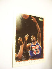 Armon Gilliam 94-95 Topps #43 New Jersey Nets