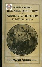Jo Daviess Co Illinois Galena IL genealogy directory history