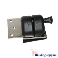 Stainless Steel 316 Glass to Square Post Latch 10-12mm Mirror Finish
