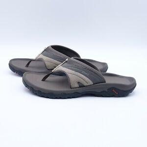 Size 12 Men's Teva Pajaro Thong Sandals 1002432 Dune