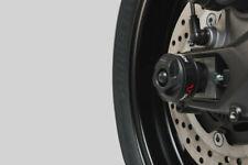 SW-Motech Motorrad Hinterachs Sturzpad-Kit für Yamaha MT-09 schwarz NEU