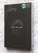 Hillsong Live : Faith+Hope+Love (CD, DVD, and Booklet) R-4, Like new, free post