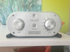 Musical Fidelity X-A1 Stereo Audiophile Amplifier + PSU in Excellent Condition