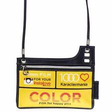 35mm Camera Film Replica Retro Handbag Shoulder Bag - Kitsch Photography Womens