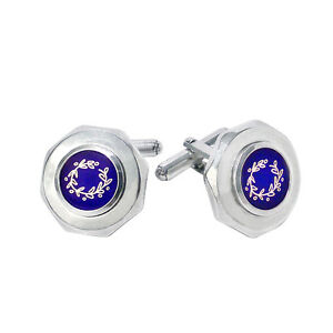 Silver Cufflinks (Collector's item) - Olympic games Athens 2004