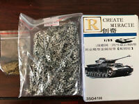 R-Model 1/35 35041H Metal Track and Metal Pin For WWII Panzer IV LATE type B