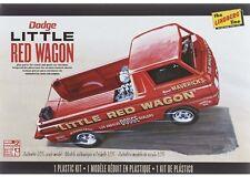 Lindberg Models HL115/12 1/25 Scale Dodge Little Red Wagon Plastic Model Kit