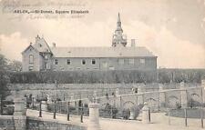 ARLON FRANCE ST. DONAT SQUARE ELISABETH WW1 MILITARY FELDPOST POSTCARD 1916