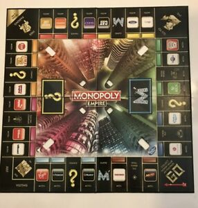Monopoly Empire Edition Gameboard (A)