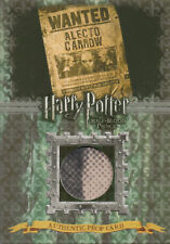 Harry Potter & The Half Blood Prince, Wanted Poster Prop Card #085/240