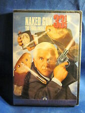 Naked Gun 33 1/3 The Final Insult DVD Sealed