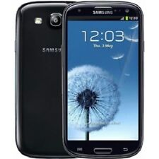 "4.8"" Samsung Galaxy S3 I9300 16GB 8MP 3G Android Libre TELEFONO MOVIL NEGRO"