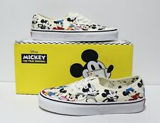 *Read* Vans X Disney Authentic Mickey Mouse Birthday Mens Size 12 (UK 11) EUR 46