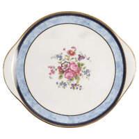 Royal Doulton Centennial Rose Handled Cake Plate 2646925