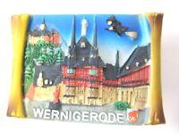 Wernigerode Magnet Poly Rolle 7 cm ,Souvenir Germany,Deutschland,Neu