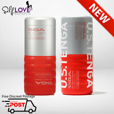 GENUINE Tenga Double Hole Cup Male Masturbation Sex Toy Regular & Ultra Size