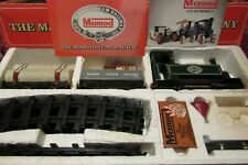 MAMOD STEAM RAILWAY GOODS TRAIN SET O gauge Superb Boxed 1980s issue