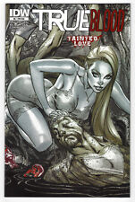 TRUE BLOOD: TAINTED LOVE #6 | J Scott Campbell 1:10 RIA Variant | 2011 | NM-