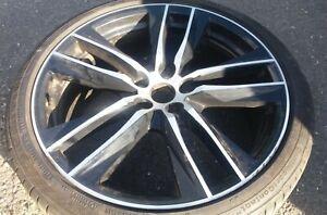 Genuine Seat Leon Cupra ST 19 x 8J Alloy Wheel - 5F0601025AC + 235 35 19 Conti