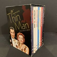The Complete Thin Man Collection (DVD) 2005, 7-Disc Set, All 6 Films + 2 Docs