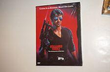 Cobra (DVD, 1998) RARE 1986 STALLONE ACTION BRAND NEW ORIGINAL SNAPCASE