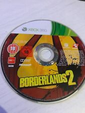 XBOX 360 Borderlands 2 disco solamente