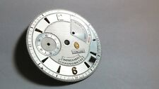 Concord Dial, Impresario Chronometer, date window Silver chrono dial, 28.1mm dia