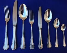 WMF BAROQUE FLATWARE FOR 6 PEOPLE, 48 PIECES