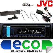 FORD Puma 97-01 JVC CD MP3 USB AUX iPod stereo auto radio kit di montaggio 24fd02
