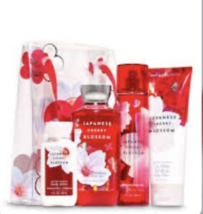 Bath and Body Works Dark Kiss Full Size Set 2 Day Express Ship