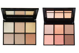 MUA Makeup Academy RADIANT ILLUMINATION Highlighting Kit Palette Strobing NEW IN