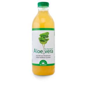 Aloe-vera-Gel-Saft - BIO - 1000 ml von Dr. Jacob's