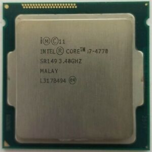 Procesador Intel Core i7-4770 Socket 1150 3,4 GHz Microprocesador CPU
